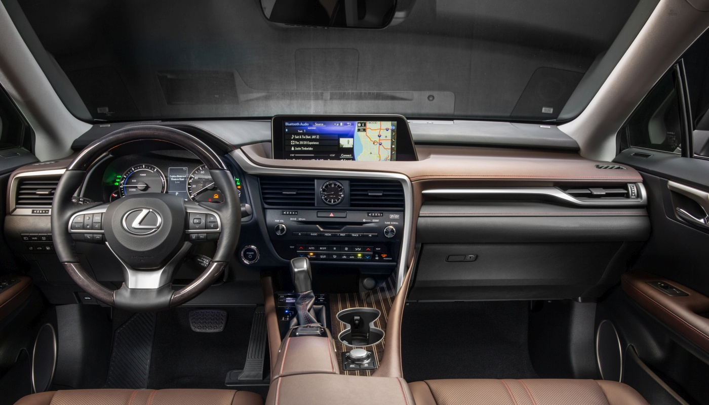 Lexus nav systems are acting up nationwide
