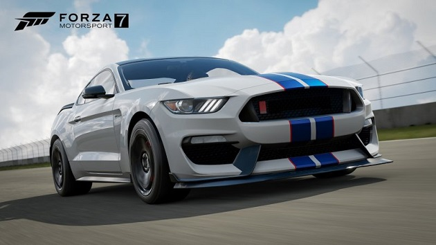 『Forza Motorsport 7』に収録される100台のアメリカ車が明らかに!