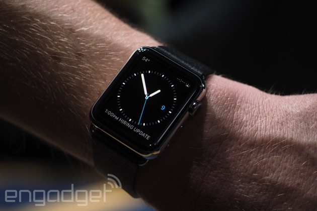 Apple reportedly can't launch its watch in Switzerland until December