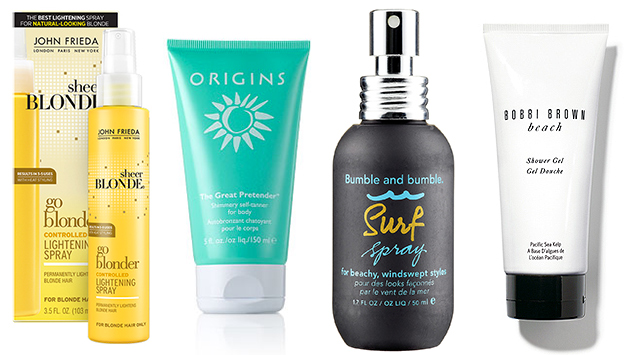 Top 10 beach-inspired beauty products