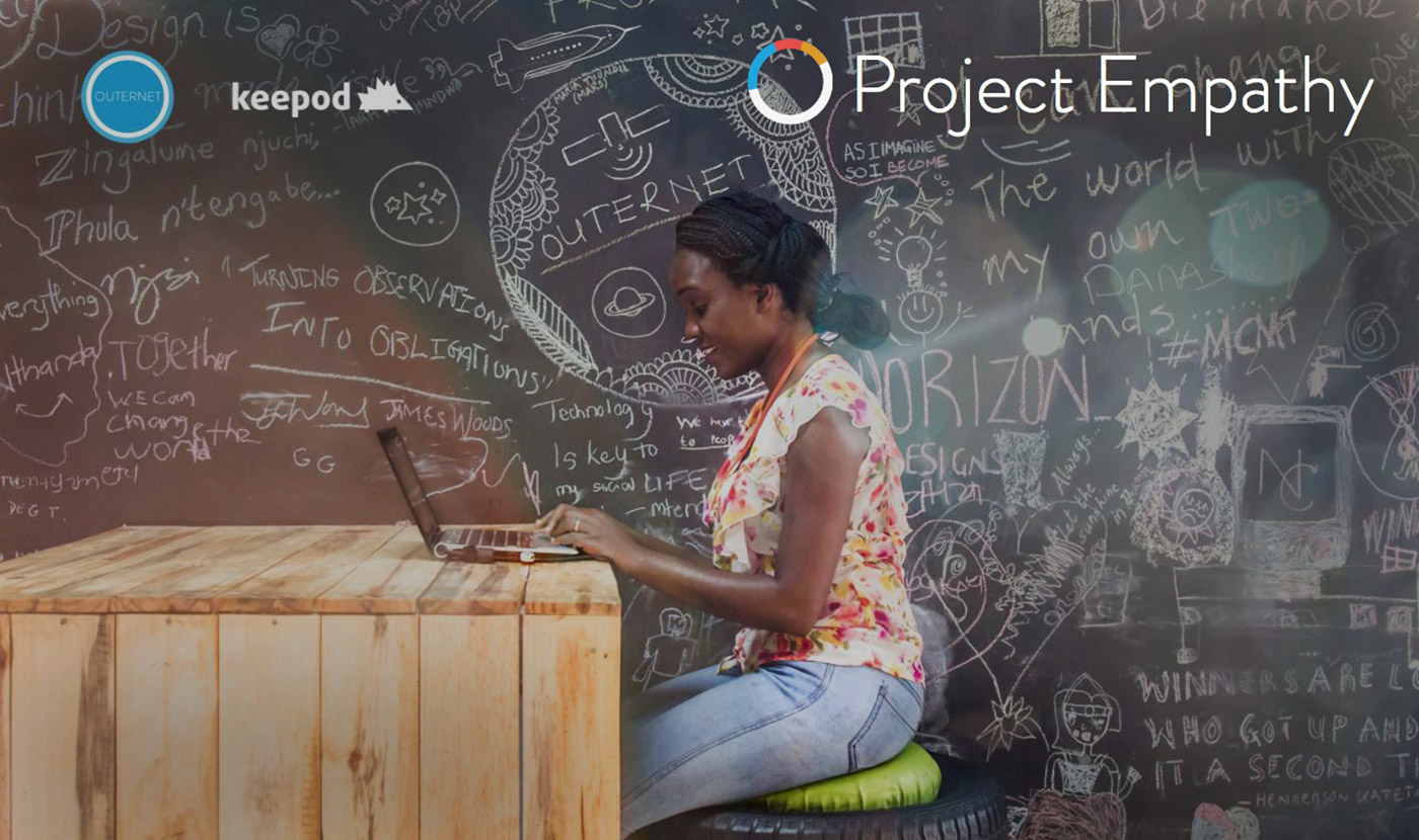 Project Empathy shares knowledge with unconnected schools