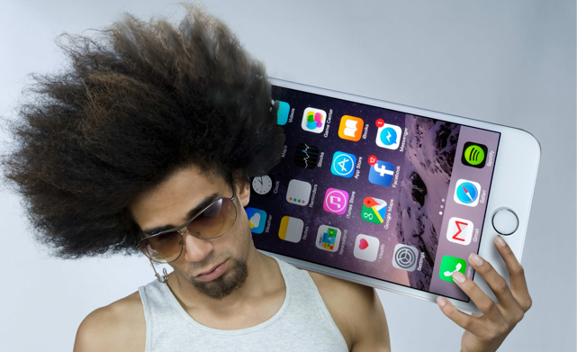 Have you heard? The iPhone 6 is REALLY LOUD