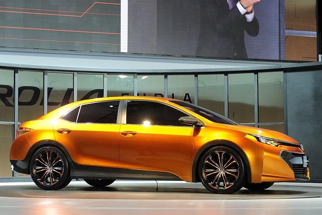 ファラデー・フューチャーから登場する電気自動車は、トヨタ車と似たデザインになる?