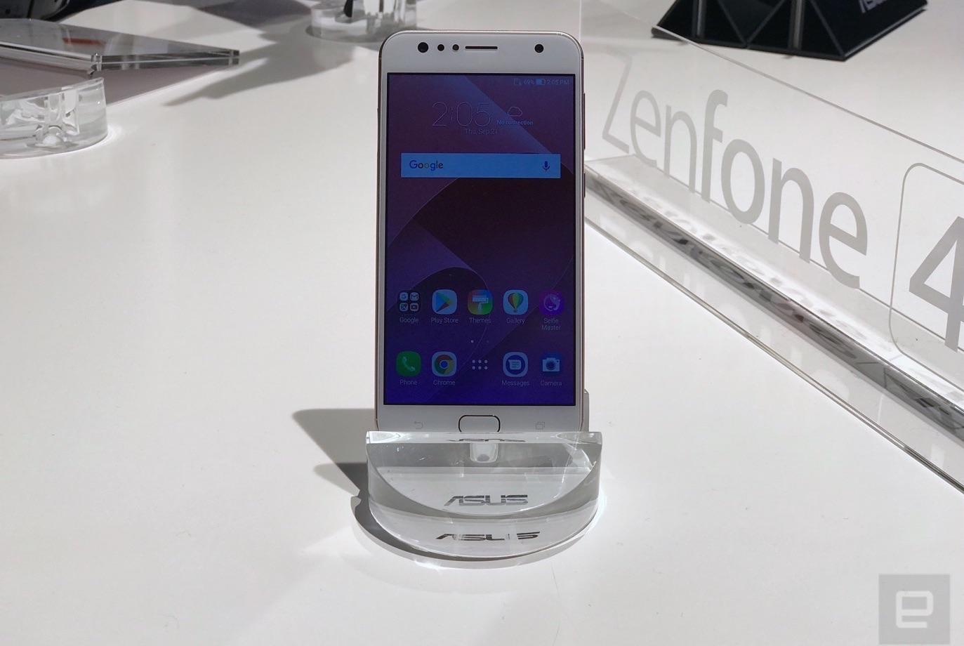 Toma de contacto: los Zenfone 4 demuestran que ASUS va más en serio que nunca