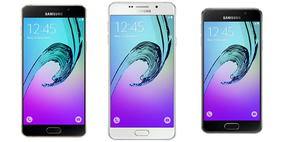 Galaxy A 2016 Brings Samsung Pay To Budget Phones