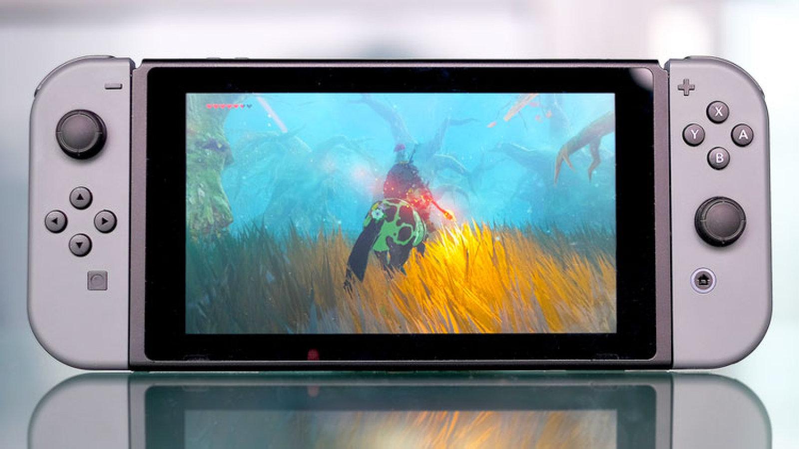 La Switch es la consola de Nintendo que más rápido se ha vendido