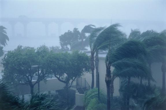 Hurricane Irene 1999, Florida