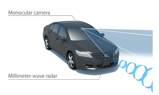 La tecnología de detección de peatones llegará a Honda en breve