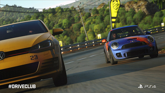 Driveclub update adds photo mode, three new tracks