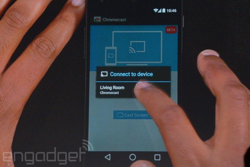 Chromecast ya permite clonar la pantalla de tu Android