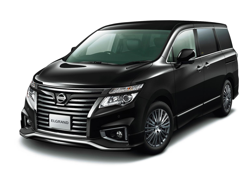 日産、『エルグランド』の特別仕様車「アーバンクロム」を発売 - Autoblog 日本版
