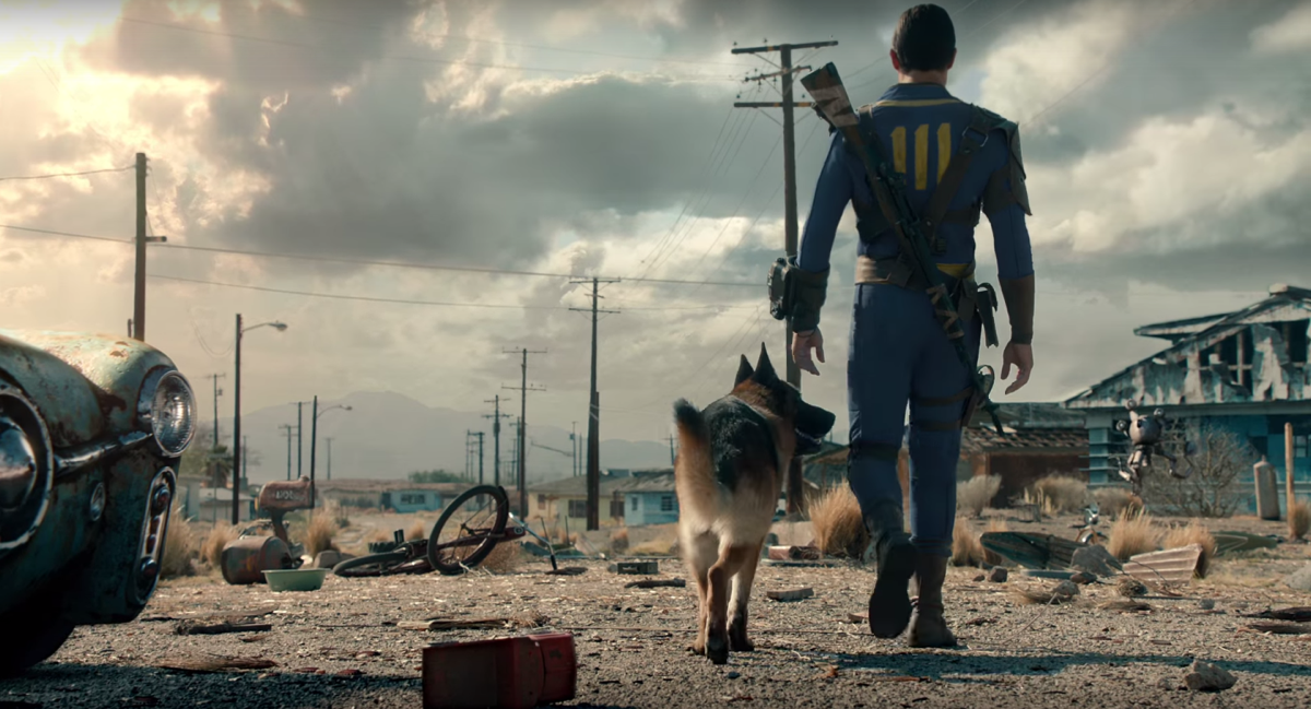 'Fallout 4' live-action trailer brings the wasteland to life
