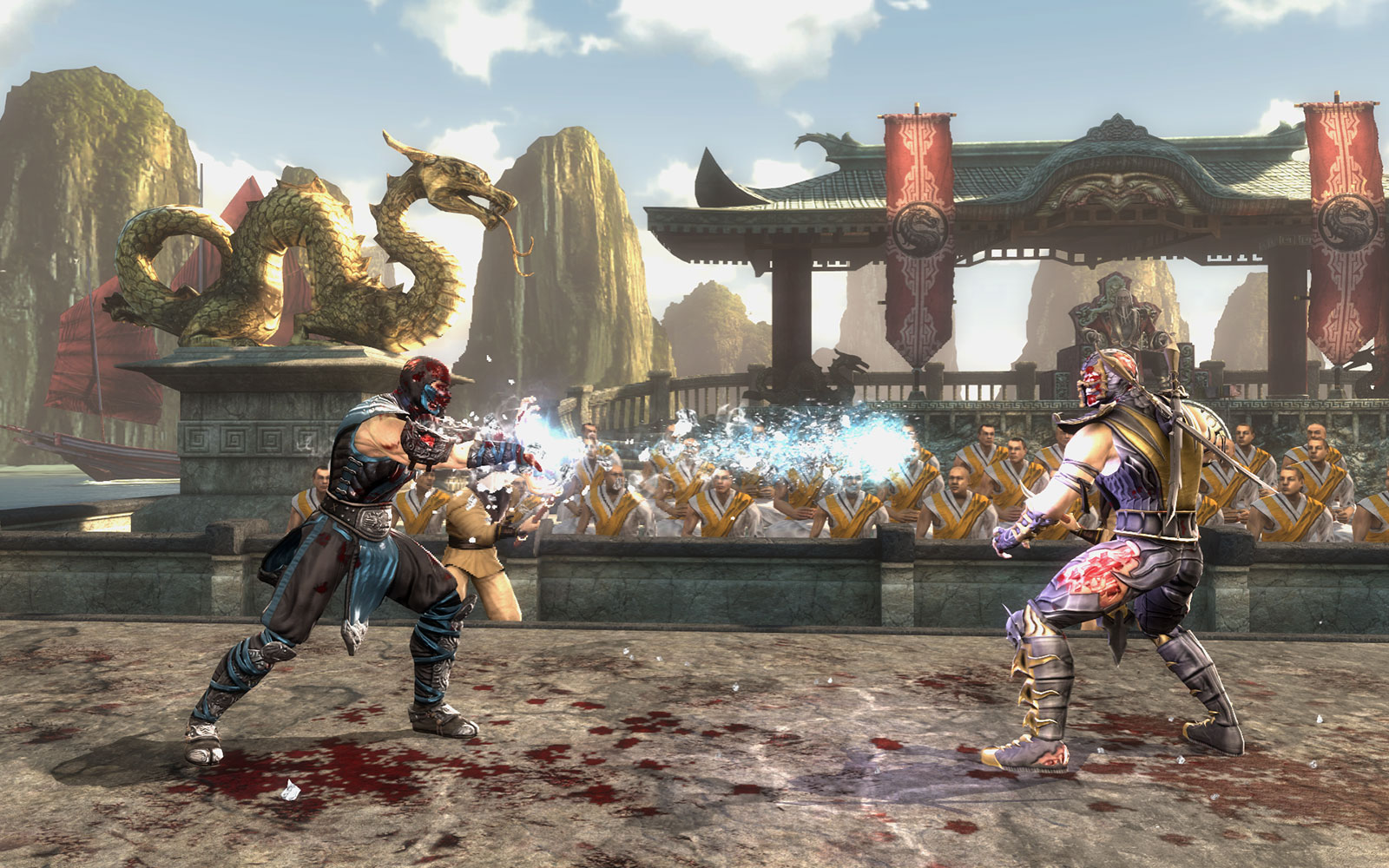 photo image Recommended Reading: The rise and fall of 'Mortal Kombat'