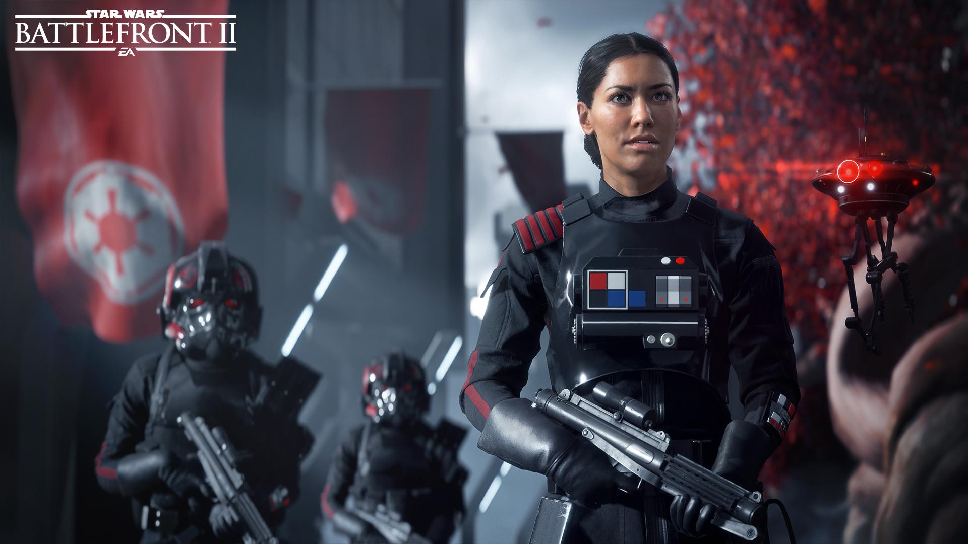 En Battlefront II jugarás con el lado oscuro de la Fuerza