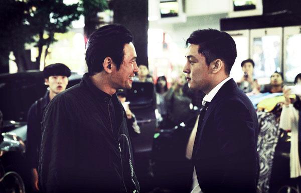 最強アクション映画『ベテラン』日本でも大ヒット中!クチコミでも大絶賛の嵐  「ド外道は許さねえ!」
