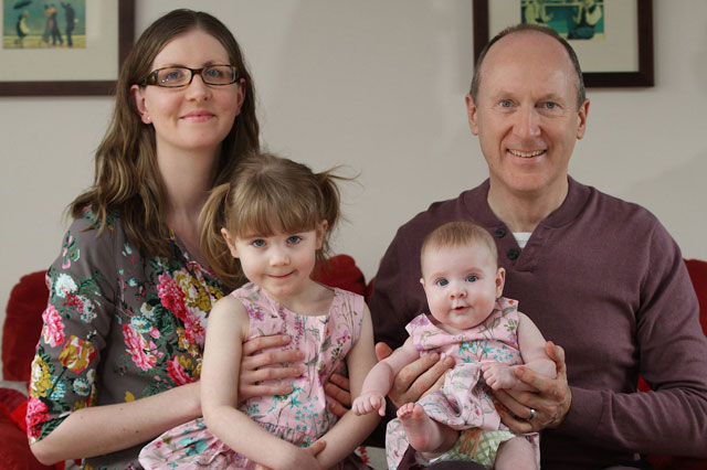 Sisters genetically designed so they'll never inherit killer disease