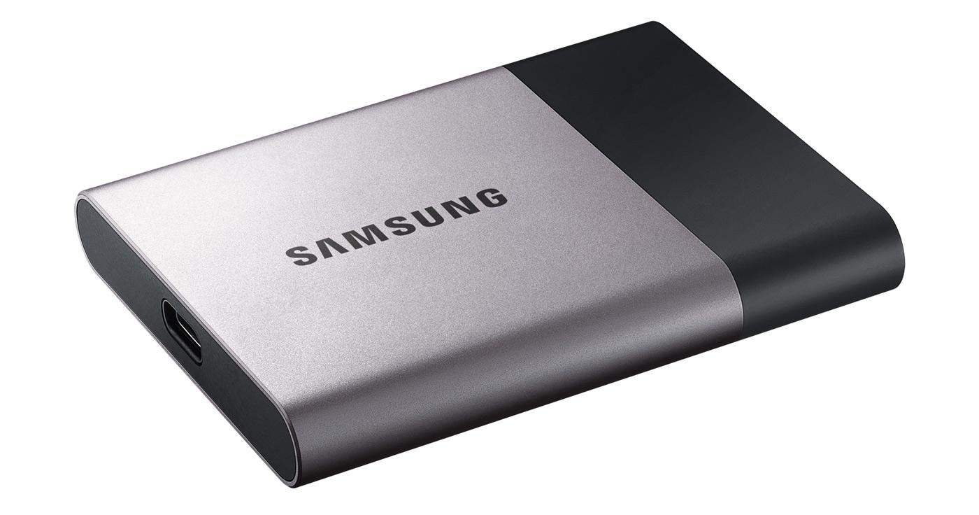 El nuevo y compacto Samsung T3 pone 2 TB en tu bolsillo