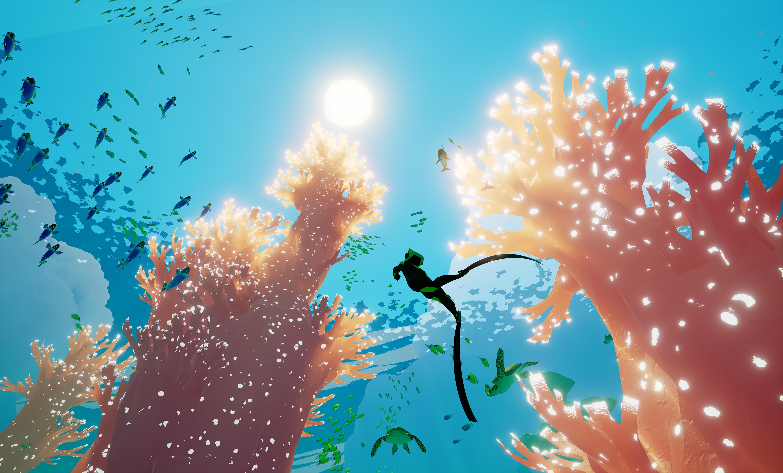 Abz 's deep sea adventure is