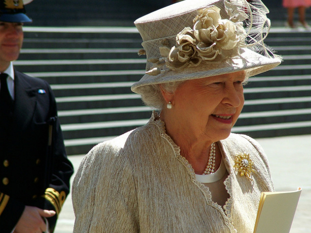 Netflix's first UK original is about the Queen and it's coming next year