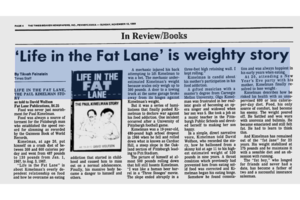 paul kimelman, insane weight loss stories, crazy weight loss before and after