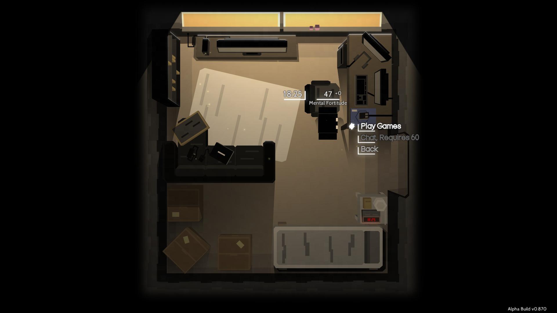 photo image Depression simulator 'Please Knock' arrives September 7th