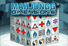 Game of the Day: Mahjongg Dimensions
