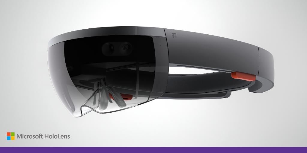 Windows Holographic es el Google Glass que todos queríamos