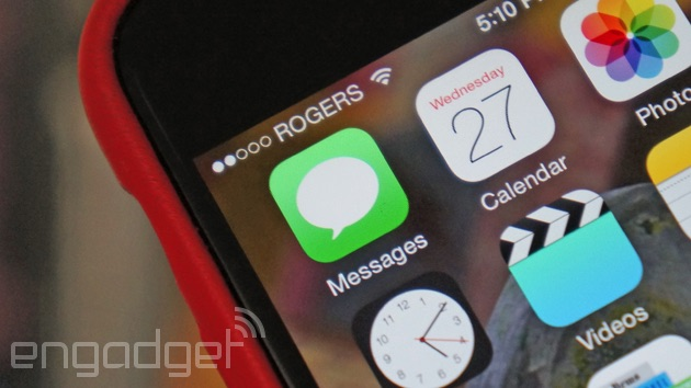 Apple is fixing a bug that crashes your iPhone with a text message