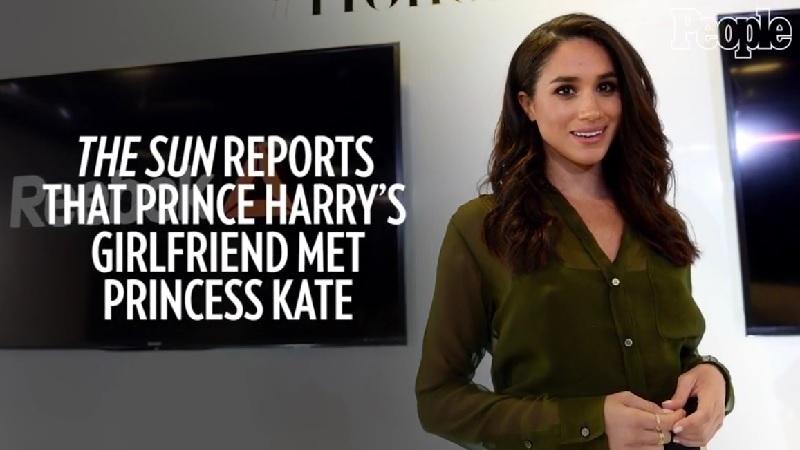 交際順調!ハリー王子が、恋人メーガン・マークルをキャサリン妃とシャーロット王女に紹介する