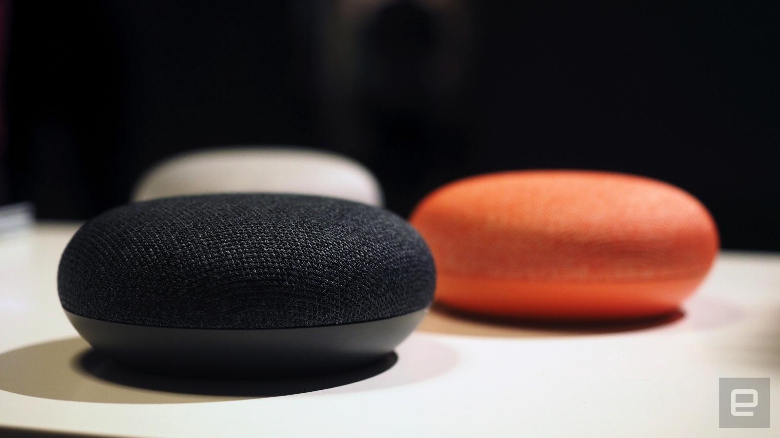 Google Home Mini: Alte Touch-Geste kehrt auf neuem Weg zurück