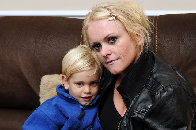 Boy, 4, in agony after Boots gave him ear drops for an eye infection