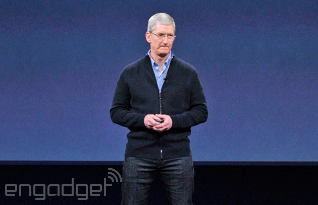 Apple's Tim Cook calls state discrimination laws 'dangerous'