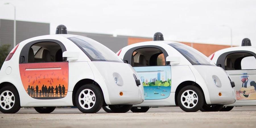 Google fordert Entwicklungs-Stopp für autonome Uber-Autos