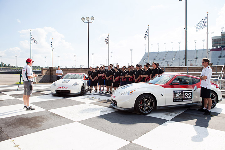 2015 GT Academy National Finals
