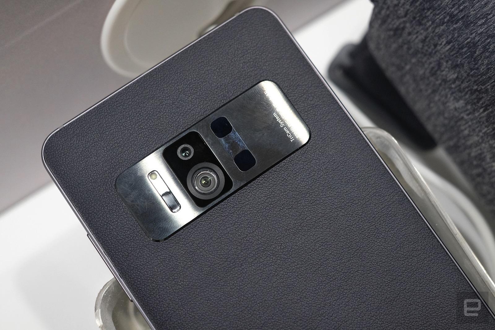 AR y VR en un mismo teléfono: así es el nuevo ASUS Zenfone AR de cerca