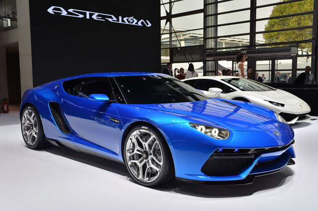 Lamborghini Asterion Lpi 910 4 Is Silent But Deadly W Video