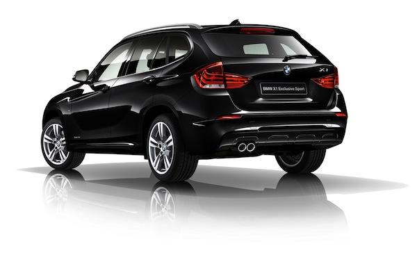 カッコよくてパワフルでエコ BMWからSAV「BMW X1 Exclusive Sport」が160台限定発売