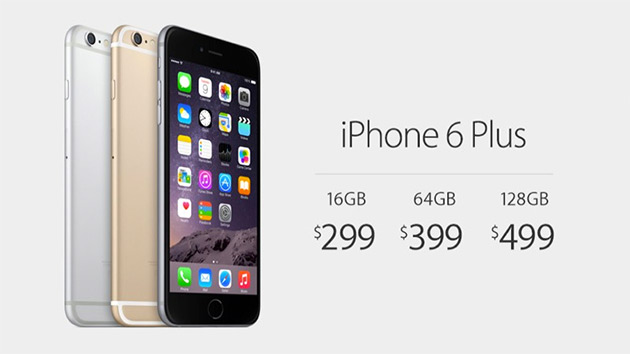 Apple Unveils the iPhone 6, iPhone 6 Plus and the Apple Watch!
