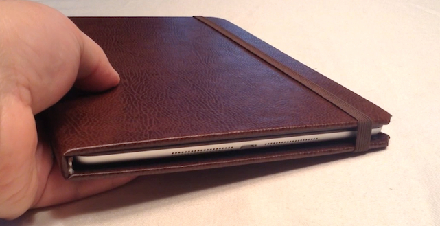 Pad & Quill Walden Collection iPad Air Case