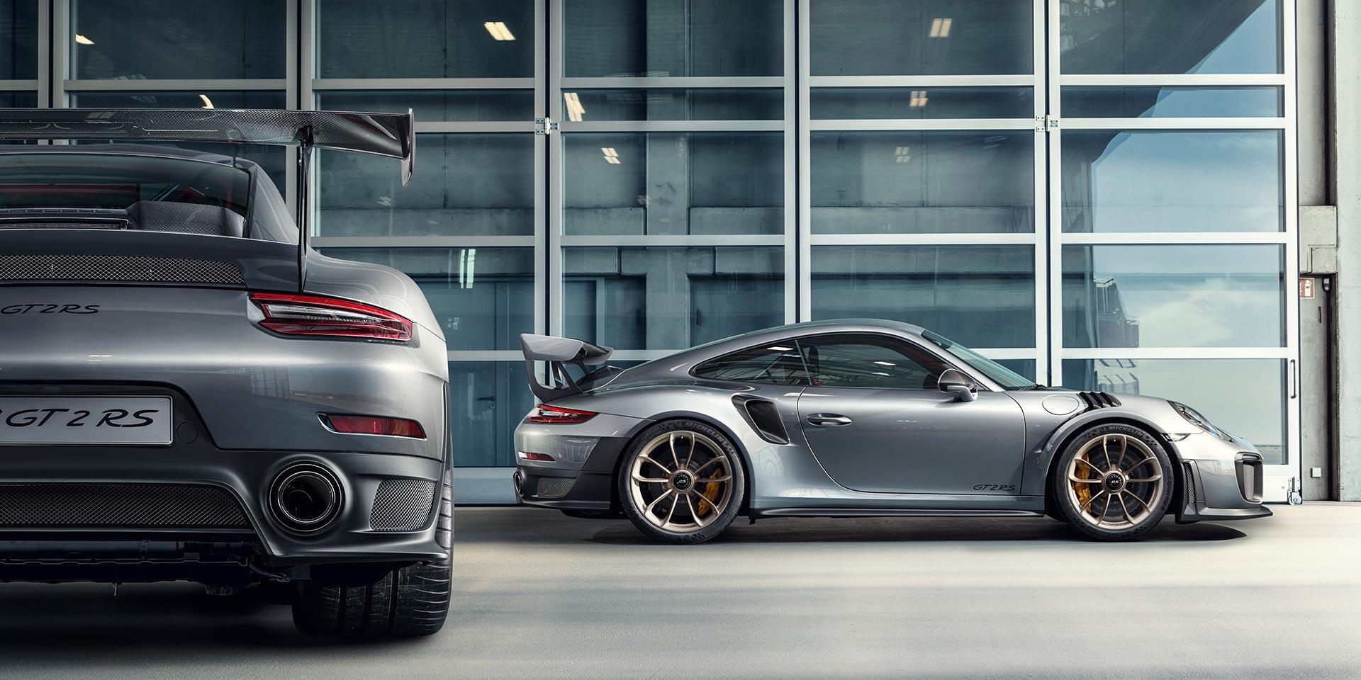 Super Supersportwagen Porsche Bringt Den Neuen 911 Gt Rs2