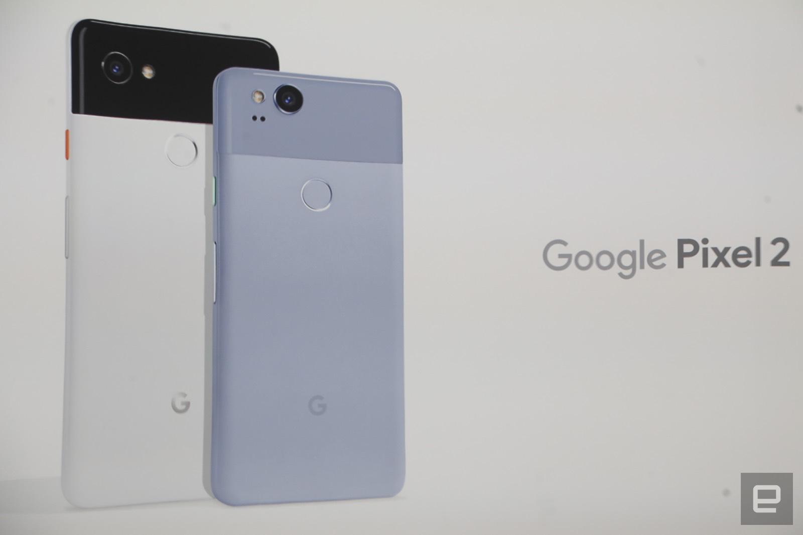 Google Pixel 2 y Pixel 2 XL se hacen oficiales
