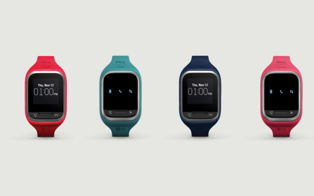 Verizon's new kid-tracking smartwatches look all grown up