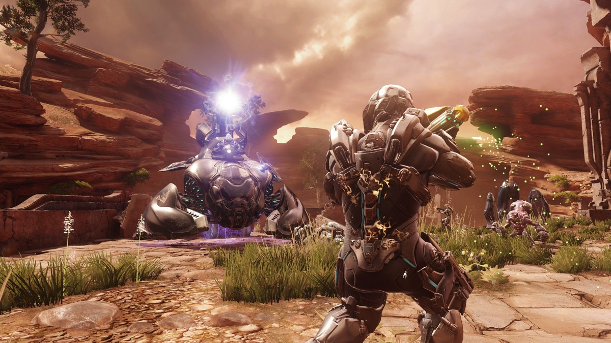 'Halo 5: Guardians' is good fun, but it's better with friends