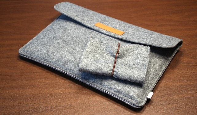 Inateck MacBook Protect Felt Sleeve