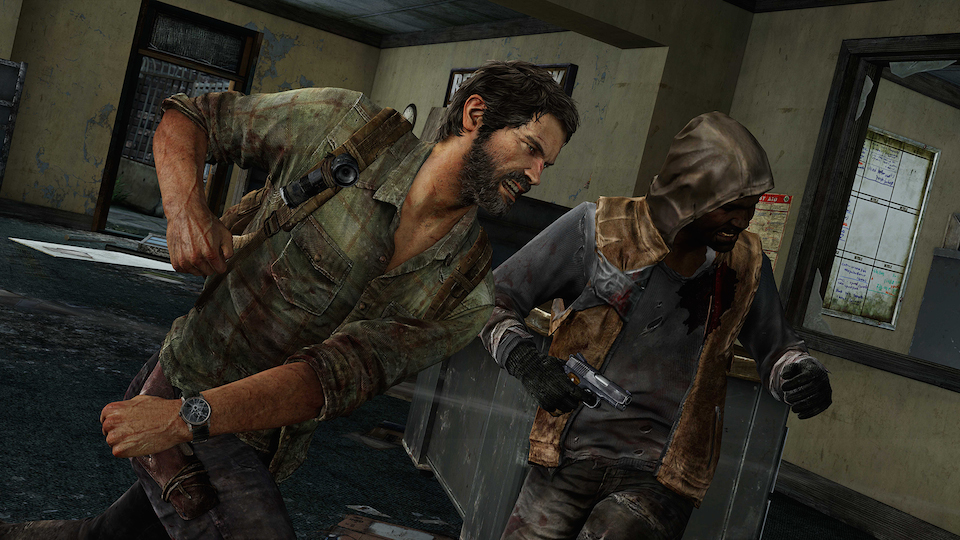 Playdate: We're livestreaming 'The Last of Us: Remastered' on PS4! (update: it's over!)