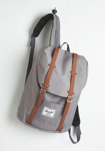 intrepid trek backpack