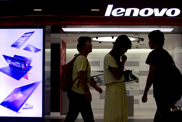 Lenovo now ships more smartphones than PCs