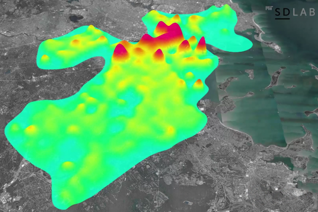 MIT mapped where Boston's biggest energy hogs reside