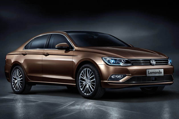 【ビデオ】フォルクスワーゲン、中国市場向けの新型車「ラマンド」を公開