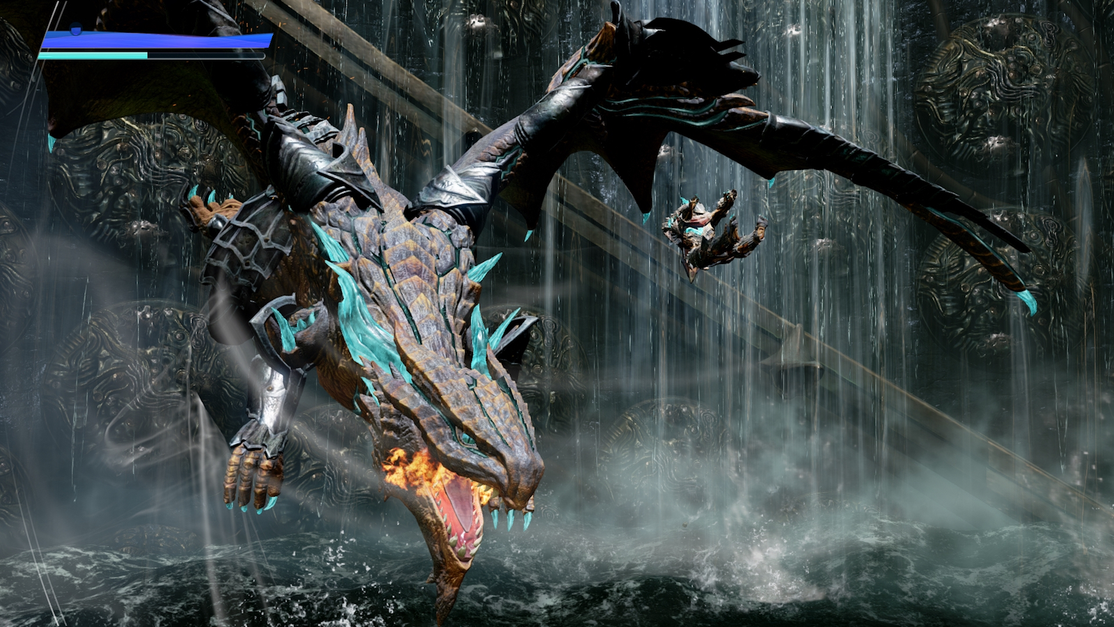 Scalebound Thuban Catch in Flight